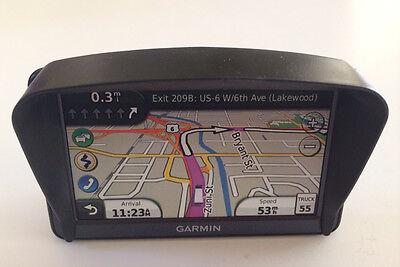 Sun Shade Glare Visor shield Garmin Drive Smart Assist Luxe 50 50LM 50LMT LMTHD