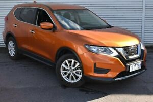 2018 Nissan X-Trail T32 Series II ST X-tronic 2WD Bronze 7 Speed Constant Variable Wagon Epping Whittlesea Area Preview