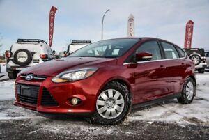 2014 Ford Focus TITANIUM TITANIUM, LEATHER, SUNROOF, MAG