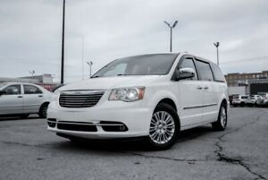 2012 Chrysler Town & Country Limited LIMITED