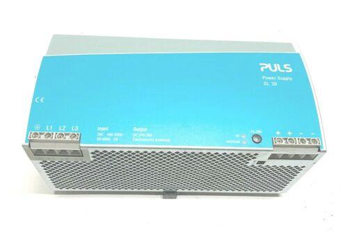 PULS SL30.300 POWER SUPPLY, 400-500V INPUT, 24-28V 30A OUTPUT