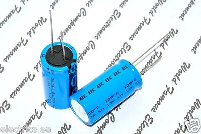 135 2200uF 50V 18x40mm Radial Electrolytic Capacitor 1pcs-Vishay PHILIPS BC