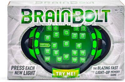 BrainBolt Brain Teaser Memory Game by Educational Insight - NEW - Brain Bolt