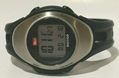 MIO Motion Petite Heart Rate Monitor Calorie Management Women's Watch
