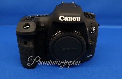Canon EOS 7D Mark II 20.2MP Digital SLR Camera (Body) Japan Domestic Version New
