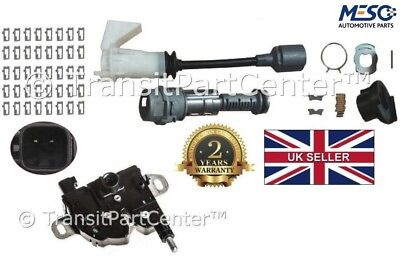 BONNET HOOD RELEASE LOCK & LATCH REPAIR KIT FITS FOR FORD FOCUS C-MAX 2004-2011
