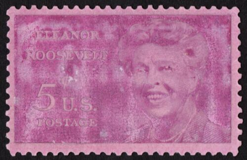 Us Sc# 1236 *mint Og Nh* { Over-inked, Dry Plate Printing } Rare Error On Issue
