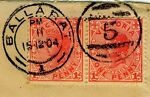 Ballaratgold Stamps