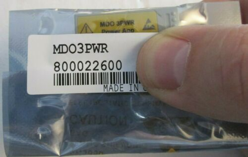 Tektronix MDO3PWR Power Analysis Application Module MDO3000 Series Oscilloscope