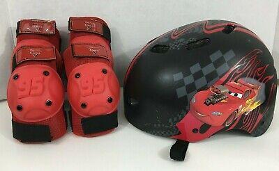 NEW Licensed Disney Pixar Cars 3 Kids Bicycle Helmet 54-58cm Birthday Gift