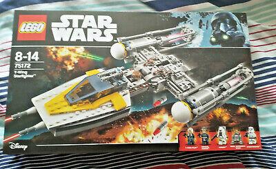 Lego Star Wars - 75172 - Y-Wing Starfighter set - BRAND NEW & SEALED