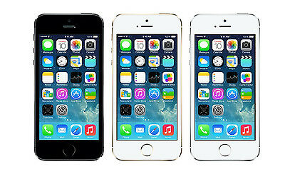 Original Unlocked Apple iPhone 5S - iOS 32GB 4.0