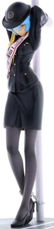 Neon Genesis Evangelion Figurine Figure Statue Extra Tokyo-3 Police Rei Ayanami