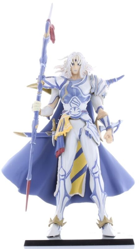 Dissidia Final Fantasy 4 IV 2 II Figurine Figure Trading Arts Vol 2 Cecil Harvey