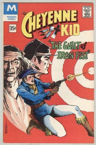 Cheyenne Kid #87 FN+ 1971