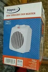 New fan heater hot air blower