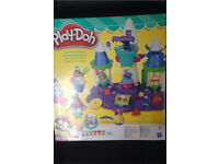 Play Doh Ice cream castle set Brand new in box