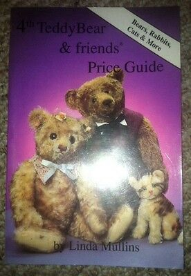The Teddy Bear And Friends Price Guide Book Mullins Sc Ex Resource Like New