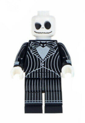Jack Skellington - Nightmare Before Christmas - Minifigure - US Seller