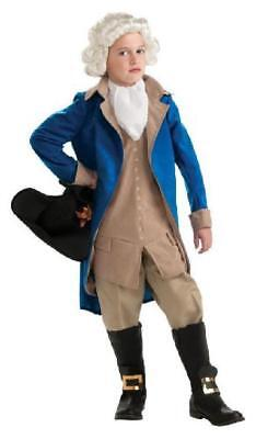 Patriot Costume (Patriotic parade George Washington Costume, Large Rubie'S Child'S)