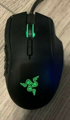 Razer Naga 2014 Wired Gaming Mouse (RZ01-0104)