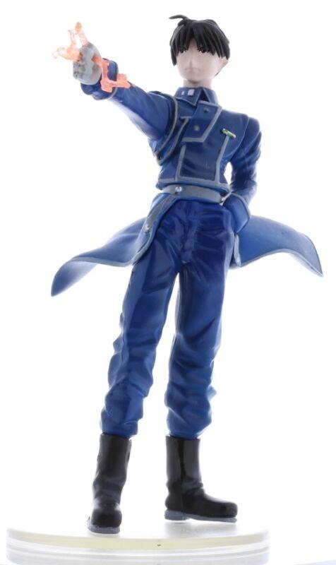Fullmetal Alchemist Full Metal Figurine Figure Trading Arts V1 #04 Roy Mustang