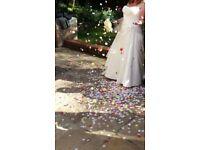 Ronald Joyce UK size 18 wedding dress for sale