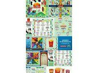 Sticker Swap - @Mac's Monopoly