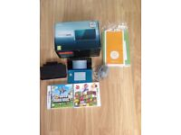 Nintendo 3DS + games LIKE NEW
