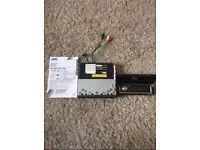 JVC KD-G801 Car CD receiver