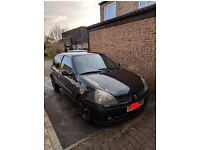 2001-2006 RENAULT CLIO MK2 1.2 BREAKING MOST PARTS AVAILABLE