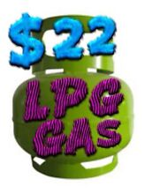 Gas refills $22 open 6 days any size fittings Green Fields Salisbury Area Preview