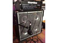 Hartke LH1000 and Hartke Hydrive