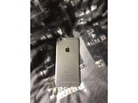 iPhone 6 grey unlocked 32gb.