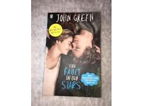 Book. The fault in our stars - John Green