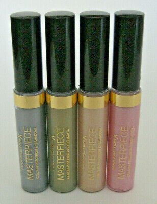 Max Factor Masterpiece Colour Precision Eyeshadow Lidschatten ver. Farbtöne