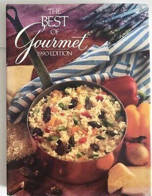 1990 The Best of Gourmet Vol.5 Recipe Cookbook Gourmet Magazine Hardcover