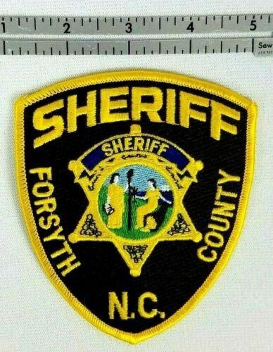 Forsyth County NC Sheriff