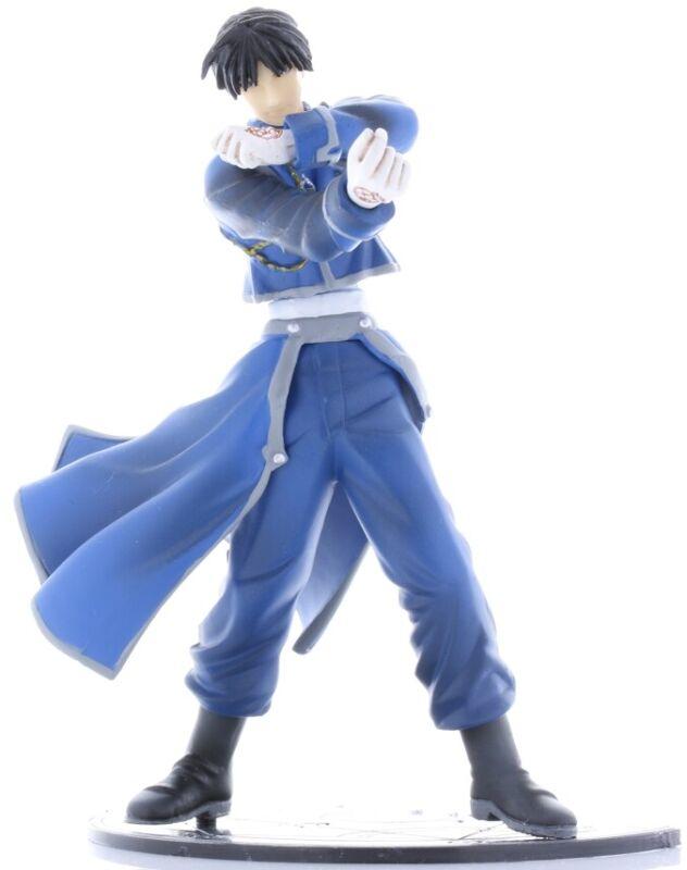 Fullmetal Alchemist Figurine Figure Full Metal Trading Arts Vol. 2: Roy Mustang
