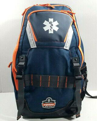 Ergodyne Arsenal First Responder Backpack Ems Emt Fire Medic Trauma Pack Bag Vg