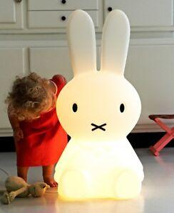 Mr.Maria Miffy XL 80cm LED hasenleuchte Anel Rabbit Lamp Nijntje Mr Maria dimmer