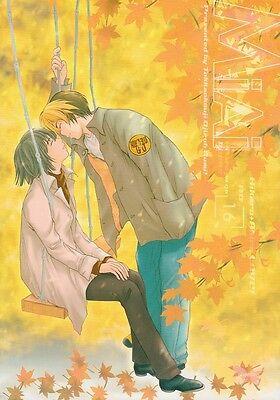 Hikaru no Go BL Doujinshi Dojinshi Comic Hikaru x Akira Arranged Marriage