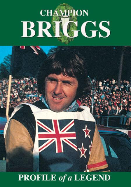 Champion - Barry Briggs DVD