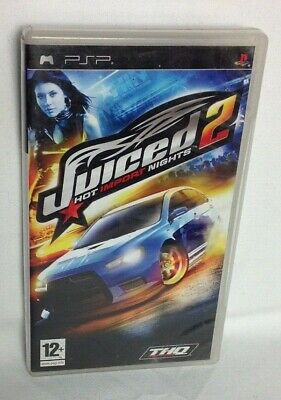 Juiced 2: Hot Import Nights, PSP Disc for sale  Shipping to Nigeria