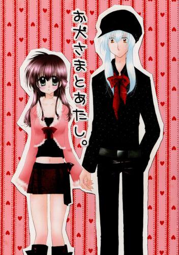 InuYasha ENGLISH Translated Doujinshi Comic Inuyasha x Kagome Me and Mr. Dog
