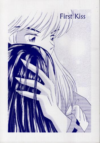 InuYasha Doujinshi Comic Inuyasha x Kagome First Kiss Hana to Princess