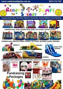 Jumping Castle Hire Melbourne Western www.readysteadyjump.com.au Deer Park Brimbank Area Preview