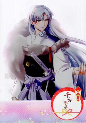 InuYasha Doujinshi Comic Book Sesshomaru x Rin Sesshoumaru Eternally Unchanging