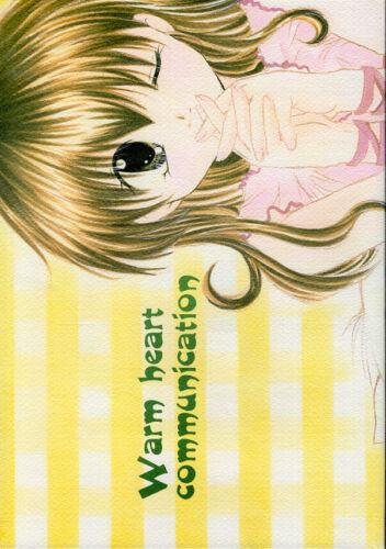 InuYasha ENGLISH Translated Doujinshi Comic Inuyasha x Kagome Warm Heart Commun