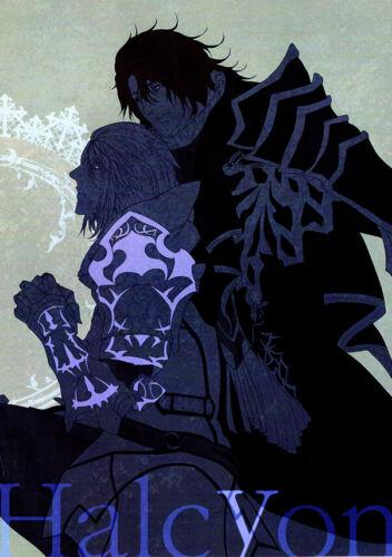 Final Fantasy 15 XV Doujinshi Comic Book Ardyn x Ravus Halcyon